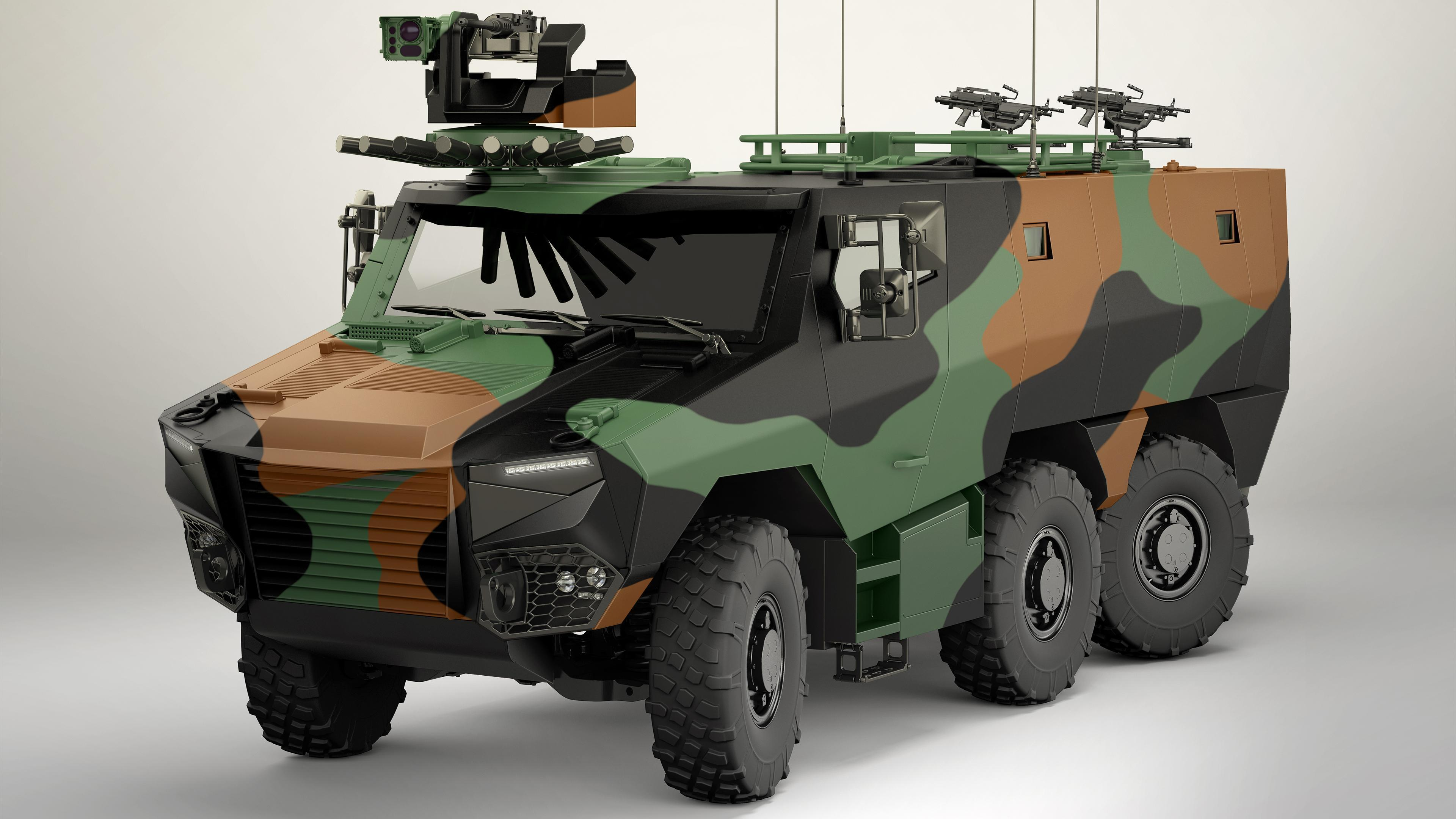 De Griffon (Foto Thales Group) | Army Vehicle Club - The Netherlands